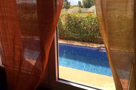 Villa avec piscine et jardin privé - Saïdia - 别墅