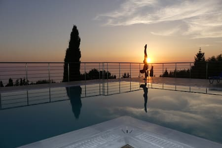 Panoramic Sunset Double Room