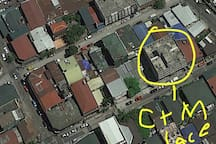 C+M place in Ibarra street, just two blocks away from Cash and Carry Mall Makati.
