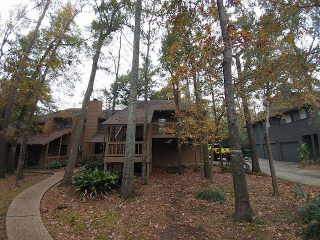 Quiet 2 bedroom/2 bath in The Woodlands! - Spring - Townhouse