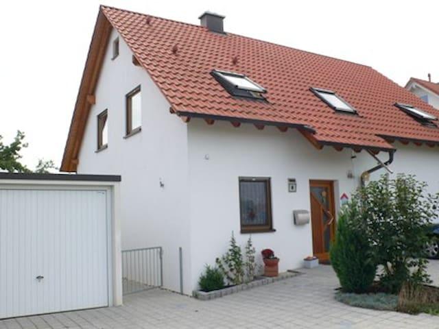 Am Fuße des Schwarzwaldes II - Bondorf - House