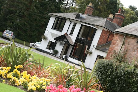 Great B&B set in the Lickey Hills - Lickey