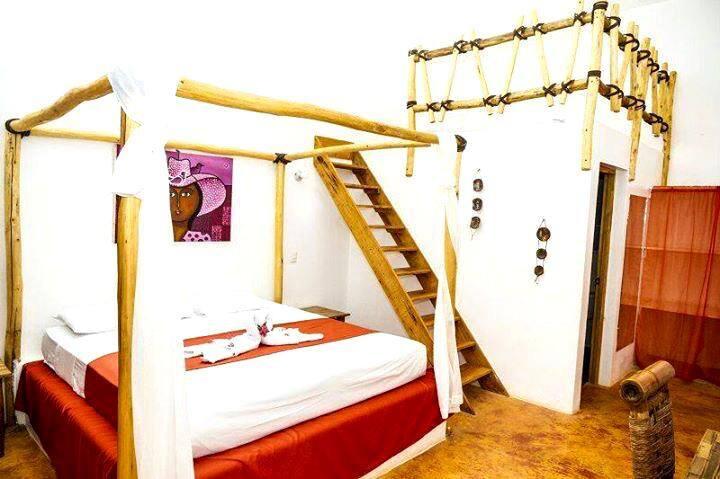 hotel rincon rubi, room triple 1