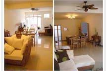 寬敞客廳 comfortable living room