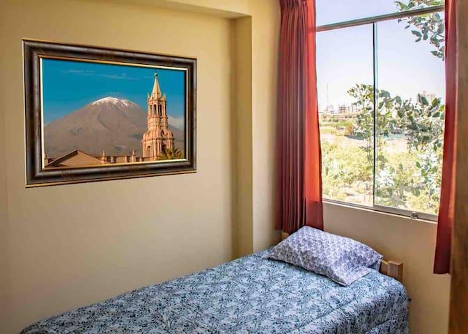 Descansa en un lugar seguro y tranquilo-Arequipa