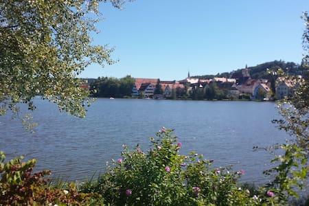 Stadtwohnung am See - Bad Waldsee - Apartamento