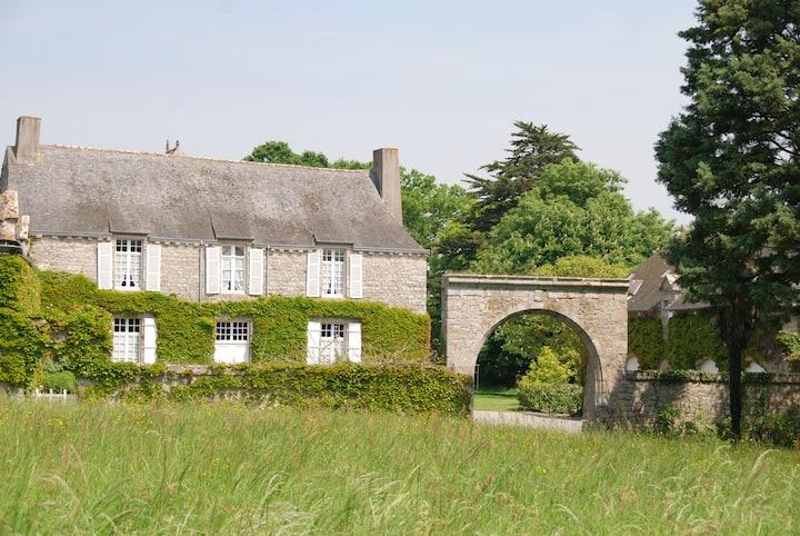 Manoir breton - Gite Hortensia