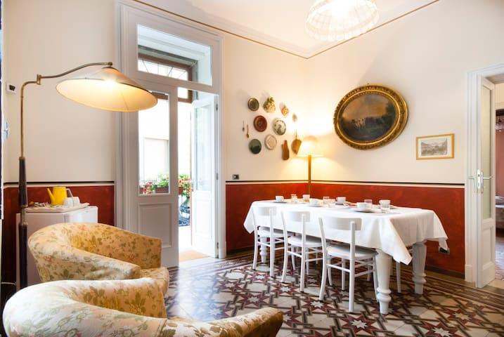 Elegant cozy double room in Como