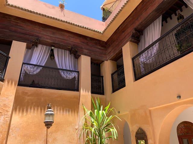 Riad La Cigogne - Laksour Marrakech