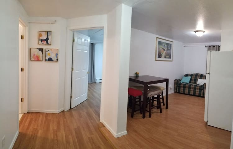 Spenard and fireweed Apartment