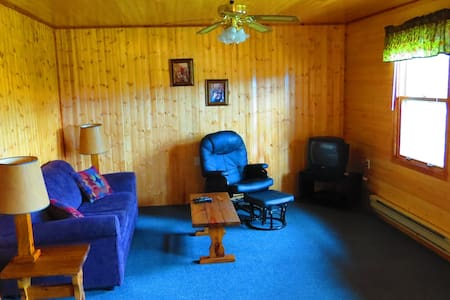 Newfoundland -Mountain Waters Resort - Cottage 4