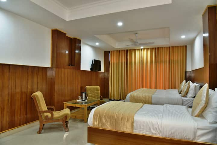 Twin sharing Boutique stay at Mcleodganj