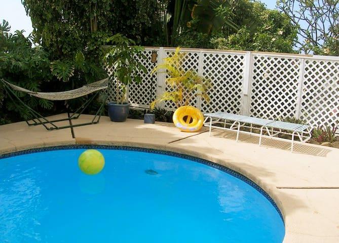 Spacious 1B/1B Pool Quiet Barbecue Cozy - Kailua-Kona - Apartament