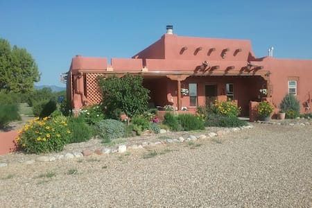 """Mountain retreat in the """"Land of Enchantment"""""""