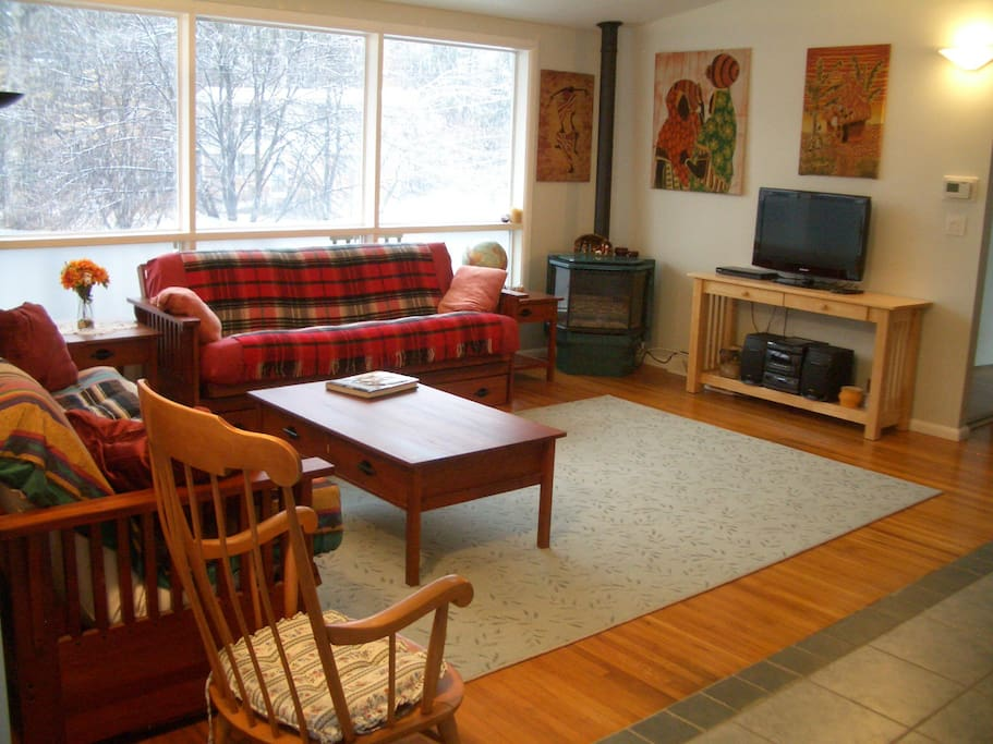 common area/ living room
