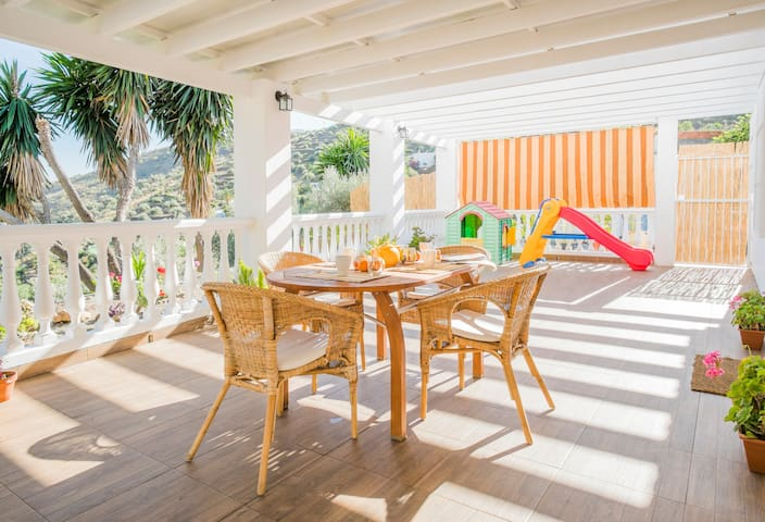 Villa 5 min beach in the nature - Torrox - Villa