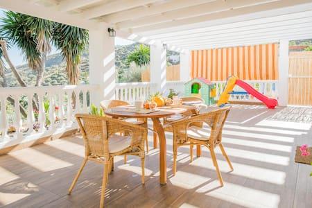 Villa 5 min beach in the nature - Torrox - Casa de camp