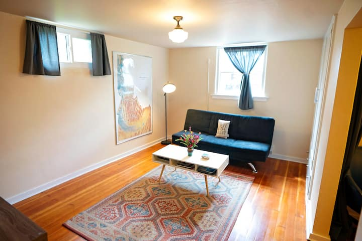 Cozy Basement Apartment in Downtown Boise