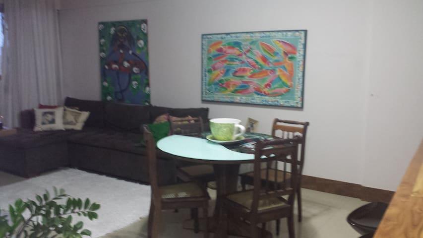 apartamento COPA 5 min do Estádio . - Cuiabá - Apartment