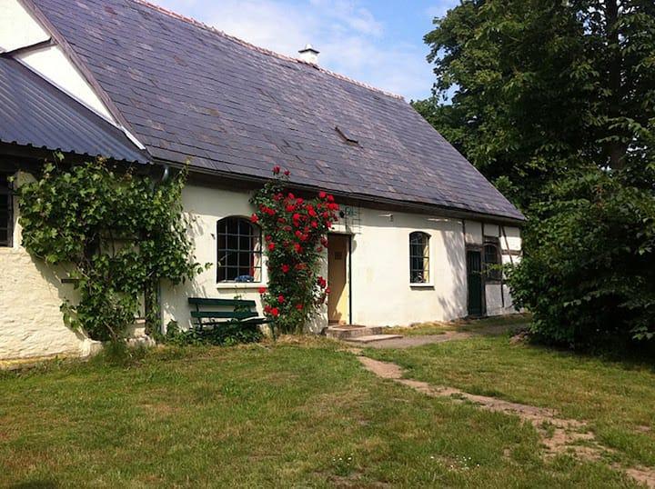 Ferienhaus Alte Stellmacherei Mklbg