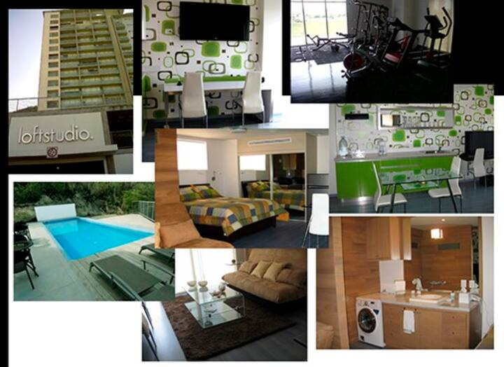 Loft, ideal for bussiness trip