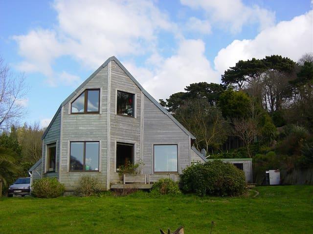 maison vue sur mer - Trélévern - Hus