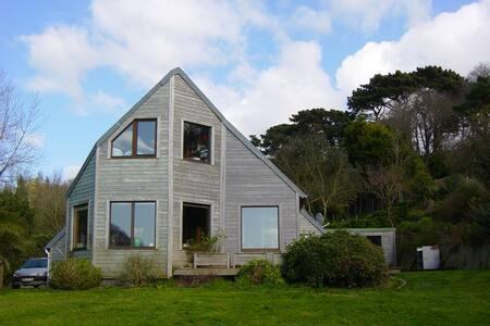maison vue sur mer - Trélévern