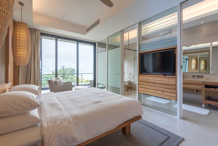 3BRs Apt Managed by Hyatt Regency  ❤️  Ocean View
