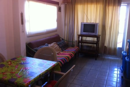Cozy one bedroom apartment with fully equipped kitchen, living room and balcony. Less than a block away from Los Muertos beach (Old Town-Romantic Zone) a short walk to many popular restaurants, bars, shops, art galleries and touristic spots.
