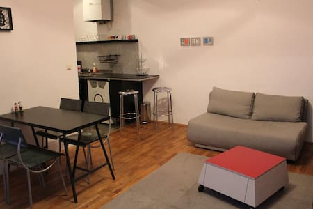 easy-central cityapartement- wifi! - Vienna - Apartment