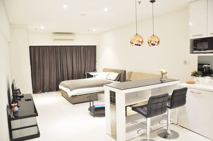 [A07]Cozy&Stylish Studio,12min to KLCC 7min to LRT