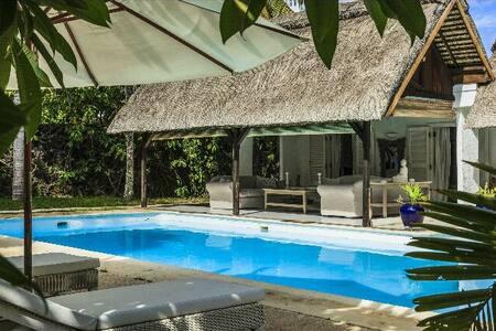 Lovely house Mauritius Island - Pointe aux canonniers  - 独立屋