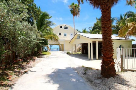 KEYS OCEANFRONT HOME PRIVATE BEACH POOL + 4 VILLAS - Talo