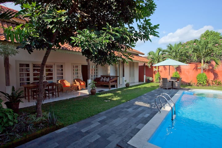 Deluxe 4-person Villa - Fully Private Pool!