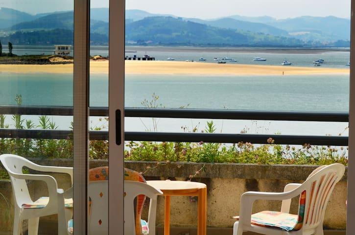 3005 Excelentes vistas al mar - Santoña - Appartement