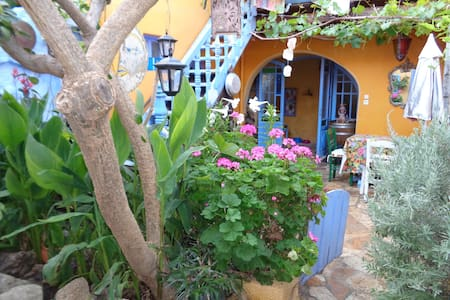 Casa del frangipane . old town. - Rhodos - Haus