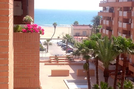 La Vista Del Mar - La Patacona VLC - Apartment