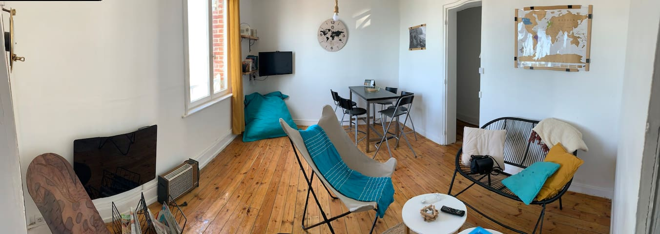 Appartement Vue mer et phare