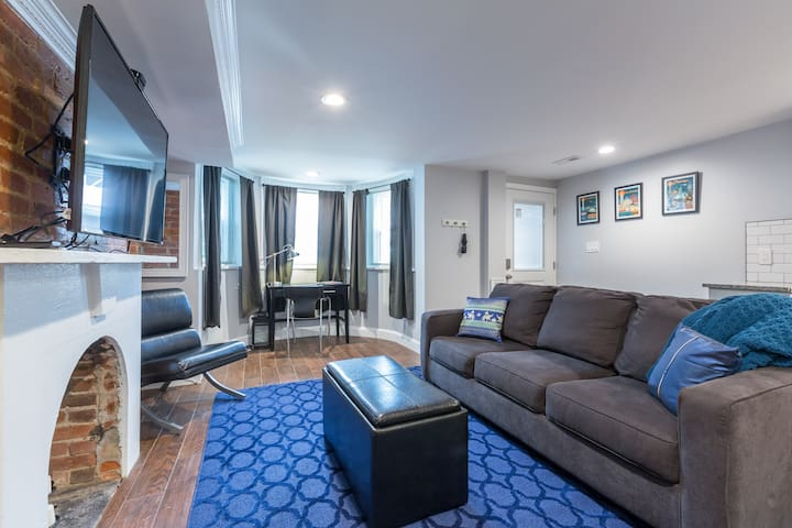 Renovated Condo: 1 BD/1 Bath in the Heart of DC