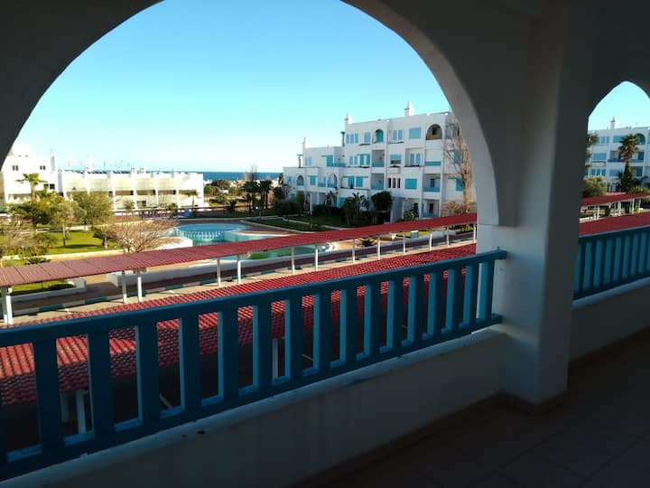 Kabila Vista luxious apartment, M'Diq, Morocco