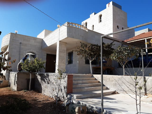 Distinctive apartment with view in arural location