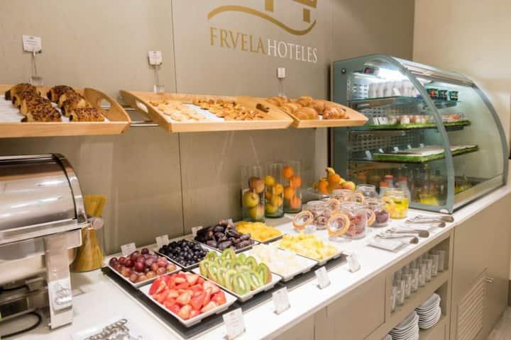 Princesa Munia Hotel&Spa - Doble con Acceso al Spa y Desayuno Buffet Incluido - Tarifa estandar