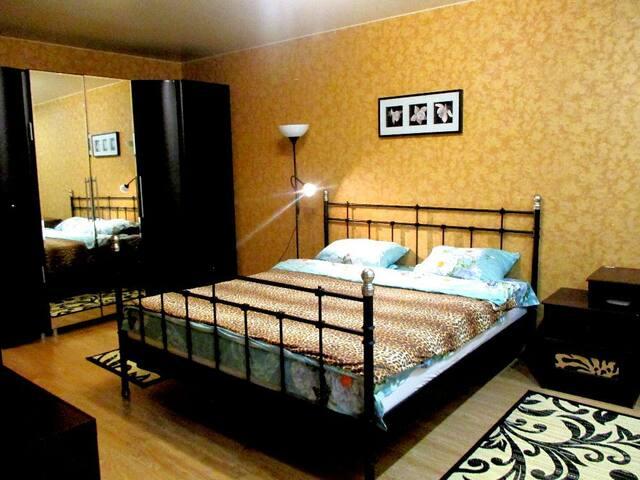 Уютная квартира со всем необходимым. - Omsk