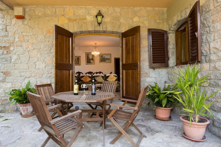 Apartment in Villa - Gaiole In Chianti