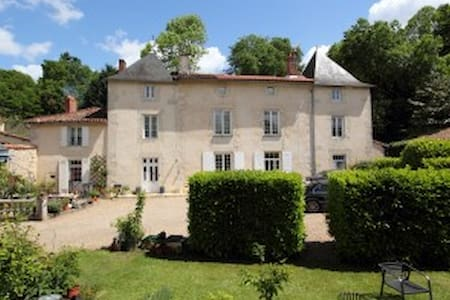 l'Hermitage Bed and Breakfast - Civray - Pousada