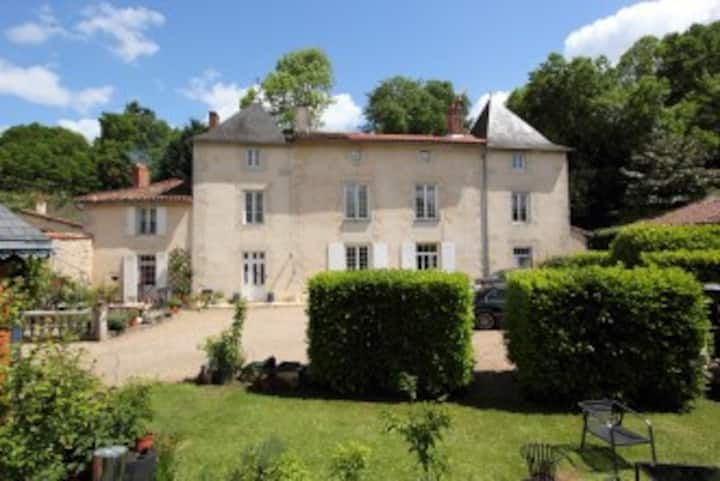 l'Hermitage Bed and Breakfast