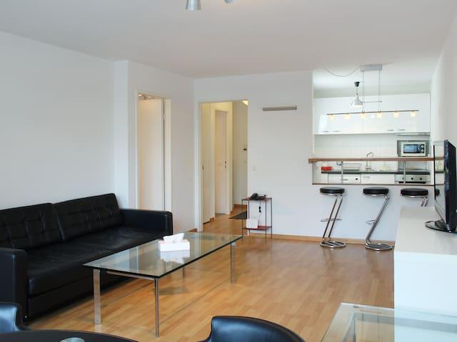 Stylish & Bright 2-room-apartment in Au-Haidhausen - München - Apartment