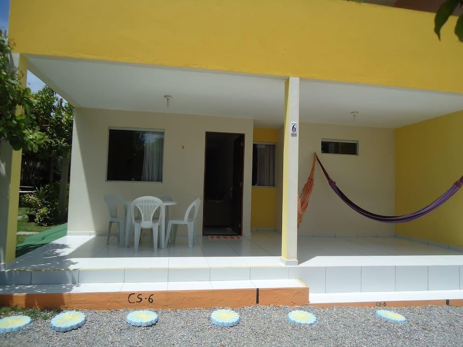 Entrada Casa 6 - Acácia