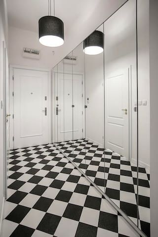 Apartament Flat White MTP