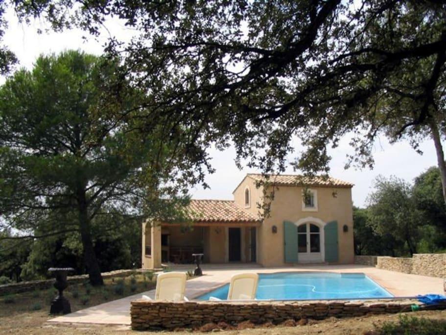 Bastide Annexe Piscine L 39 Isle Sur Sorgue 2017 Maisons